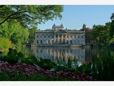 Royal Summer Residence #poland #warsaw #travel
