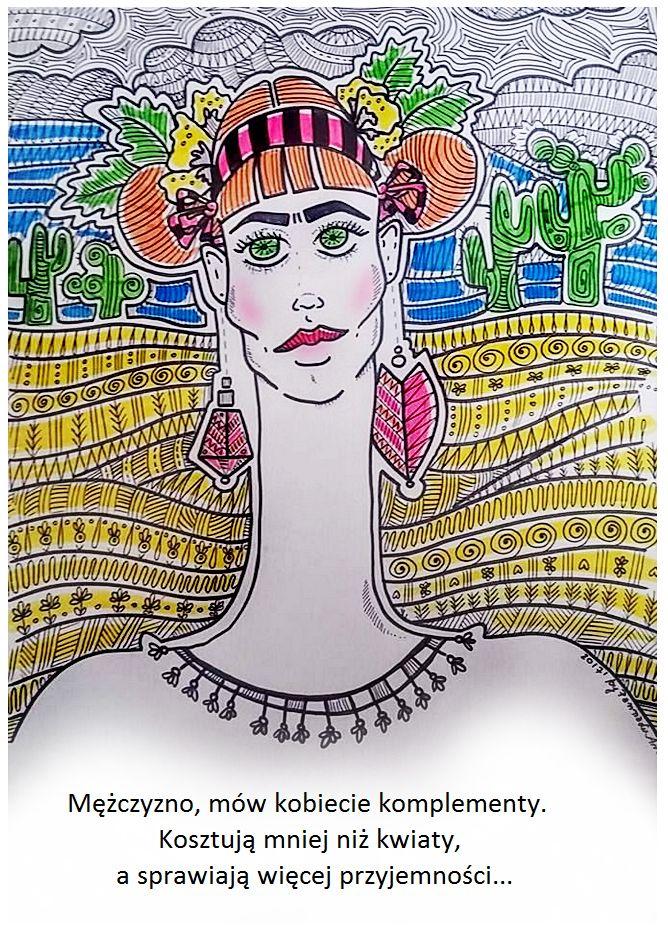 #doodle #doodlestyle #doodleart #doodlewoman #doodlefrida