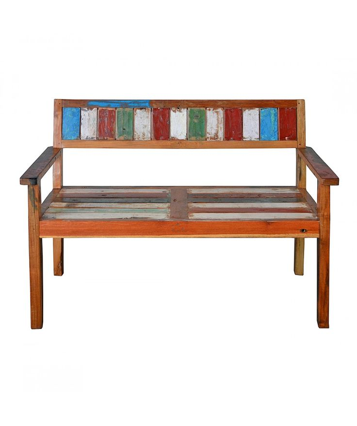 Salvage - Bench Seat With Armrests   - Easterly