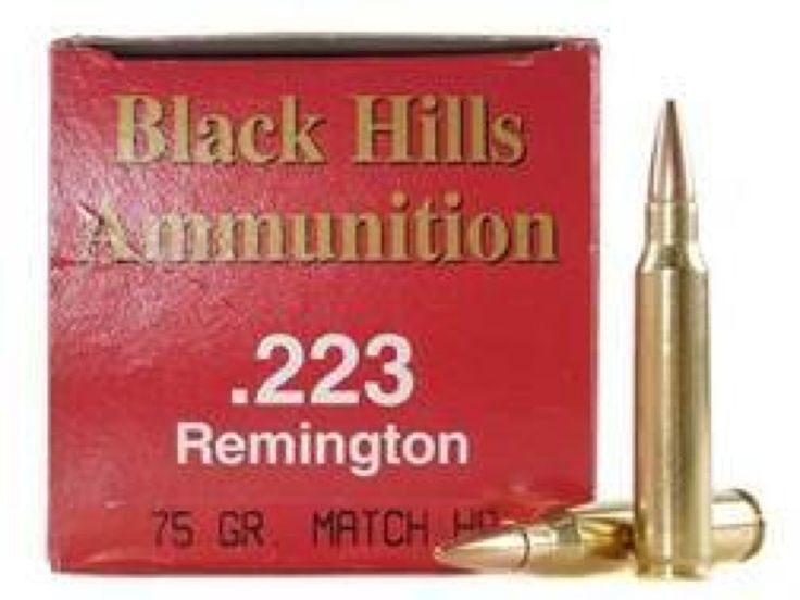 Manufacturer: Black Hills AmmunitionOrigin: SD, USASeries: New Production, RifleItem Number: M223N5Type: New Production, Non-CorrosiveCaliber: .223 RemBullet Weight: 68 GrainsBullet Style: HP – Heavy Match Hollow PointCase Type: Brass, ReloadablePrimer: Boxer Muzzle Velocity: 2850 fpsBox: 50rdsCase: 1000rdsOther:New Production – RifleOur customers are specialists in their respective shooting sports or duties. They understand what they need and they come to us for ammunition crafted with…