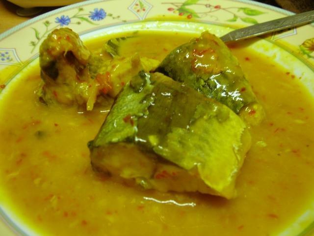 """""""tempoyak"""" adalah makanan khas daerah Jambi"""