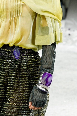 Chanel, love the cuff