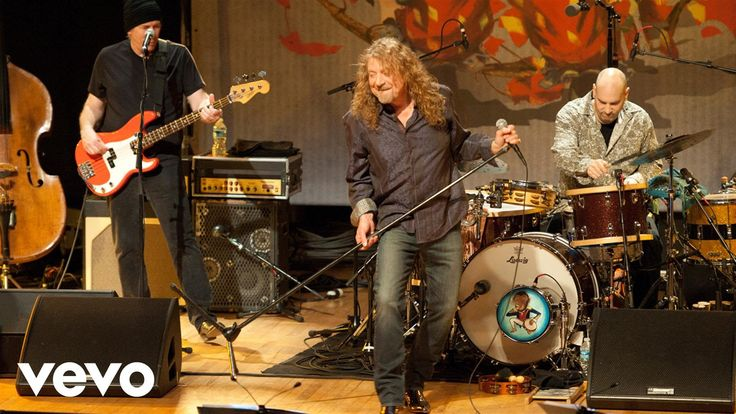 Robert Plant - Robert Plant: Ramble On ft. Robert Plant, Patty Griffin, ...