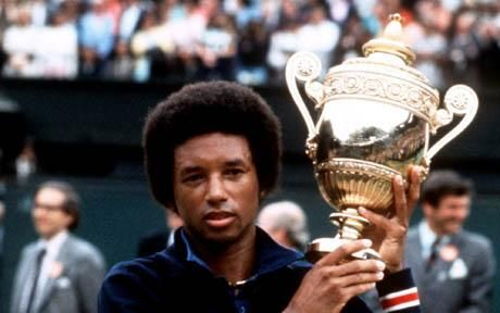 Arthur Ashe - The Dab of Grit