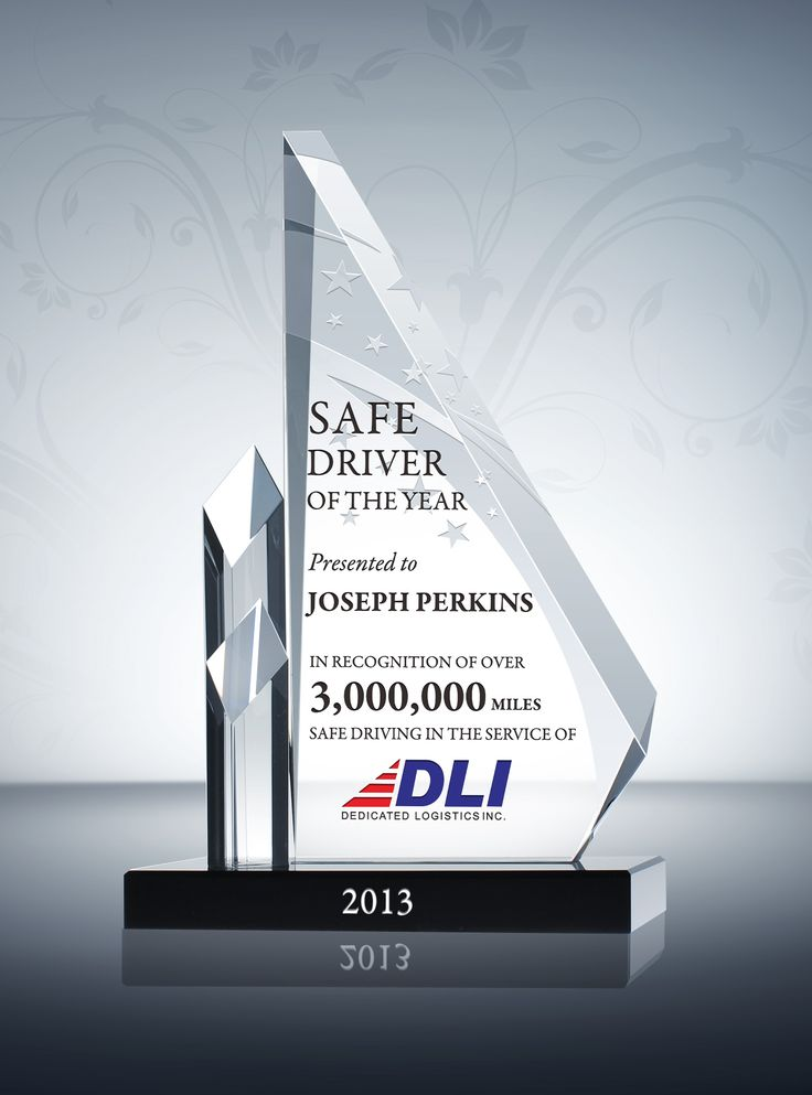 23 best Safety Award Plaques images on Pinterest Award plaques