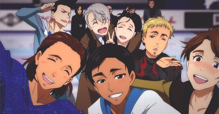 "Which Character From ""Yuri!!! On Ice"" Are You?  I got Otabek. I don't really think that's me lol"