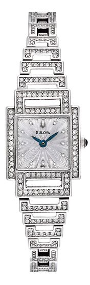 We love the art deco design in this ladies Bulova watch! # i thought you might like this #Lisa Baker. ⌚️