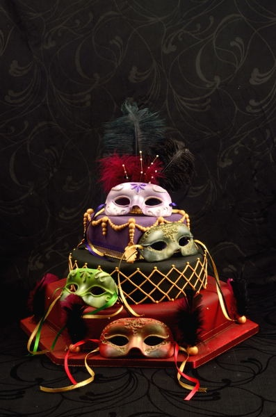 masquerade wedding cake 284 best images about masquerade cakes on 17225