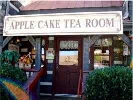 Tea Cake Room Knoxville Tn