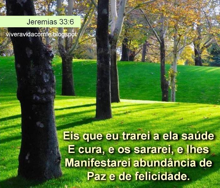 Jeremias 33;6