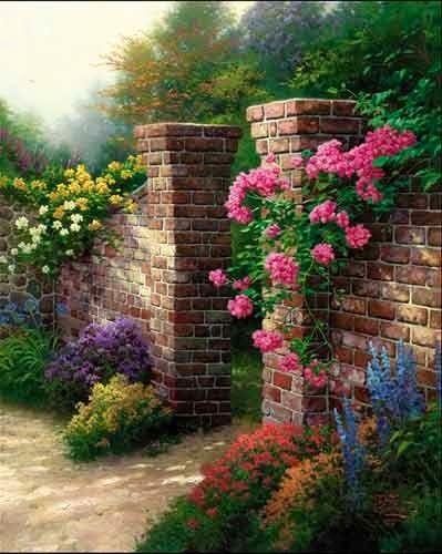 Thomas Kinkade Dies - Painter of Light