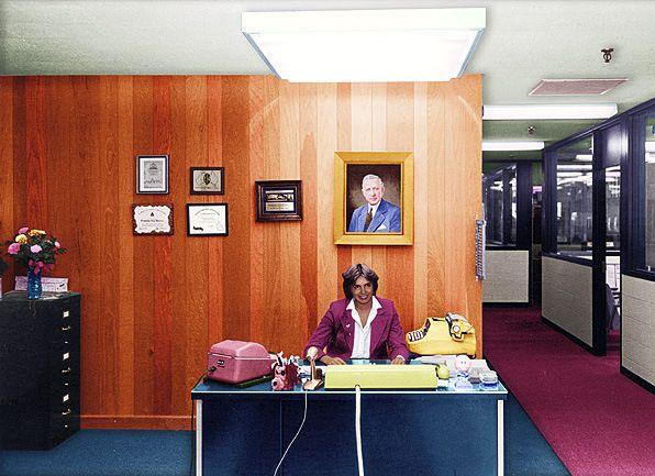 tracey Moffat. First Jobs, Receptionist 2008