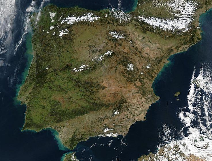 Iberian Peninsula - Wikipedia