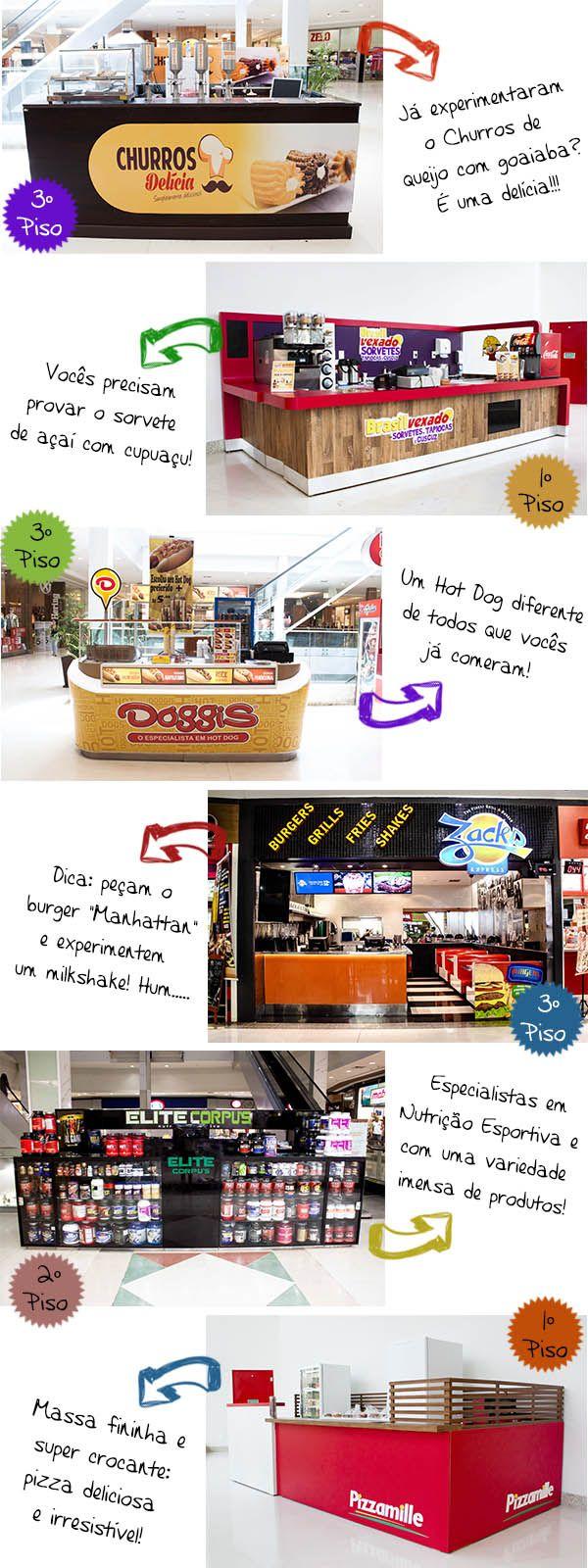 Muitas novidades chegaram no Taguatinga Shopping! Confiram os detalhes clicando na imagem! =D