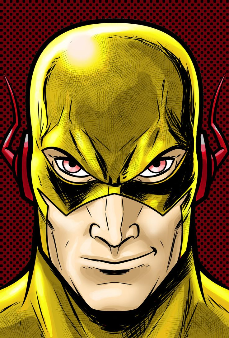 Reverse Flash by =Thuddleston on deviantART