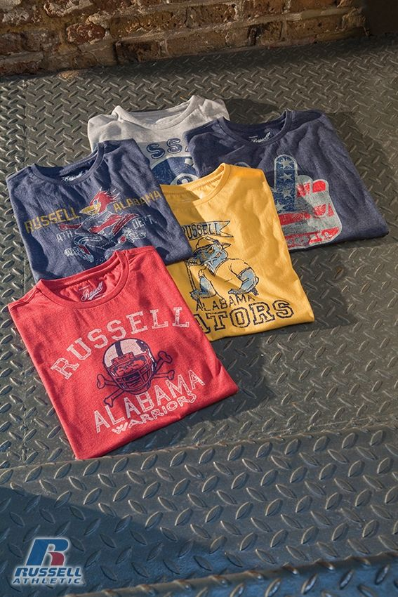 Russell Athletic Summer 2014 Collection #Russell #Athletic  #Russellbrands #Authentic #American #SportsWear #Apparel #Summer  #Collection #Sports #Wear #Sweatshirt #Menswear #Womanswear