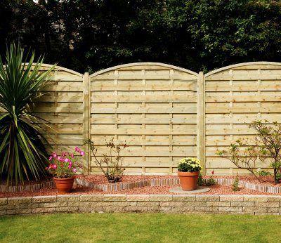 1000 Ideas About Concrete Fence Panels On Pinterest