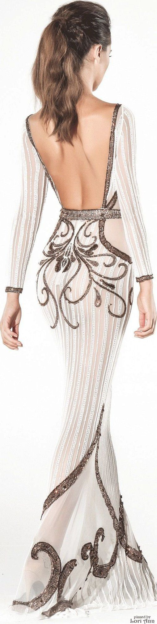 Charbel Zoe Couture Spring 2016