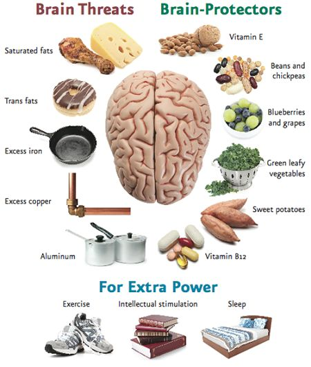 Power Foods for the Brain - Neal Barnard, M.D. | Watch Dr. Neal Barnard on Dr. Oz