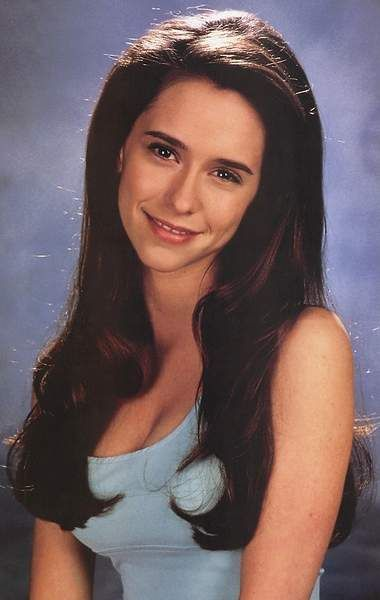 Jennifer love hewitt young message, matchless)))