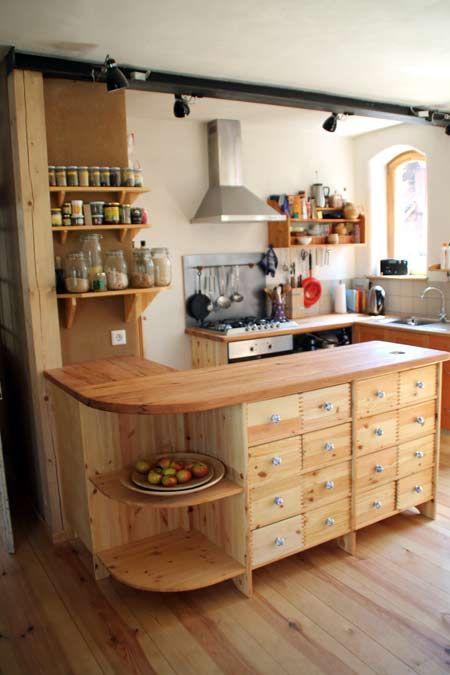 16 besten küchentheke Bilder auf Pinterest Wohnen, Arbeitszimmer