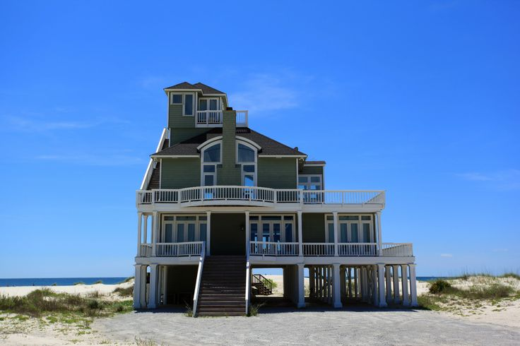 alabama, vacation rentals and forts on, Beach House/