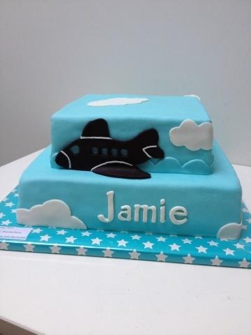 Geboorte taart