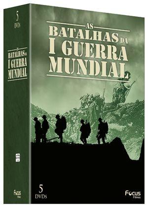 """Documentário """"As batalhas da I Guerra Mundial"""""""