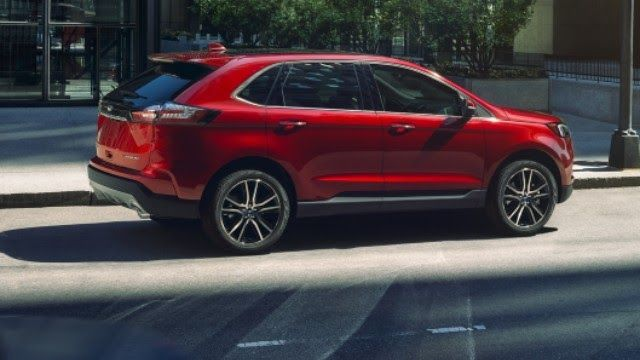 2021 Ford Edge Hybrid Review In 2020 Ford Edge New Suv Best