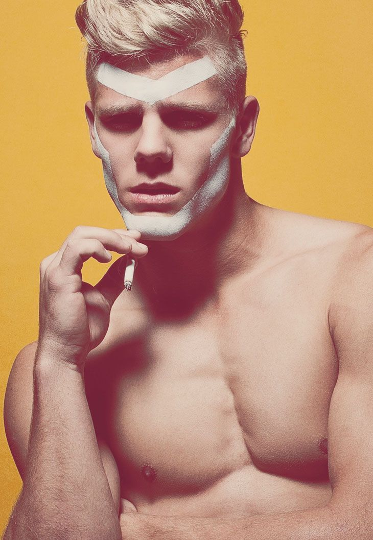 The Zaine Effect by Ian Chang for Male Model Scene