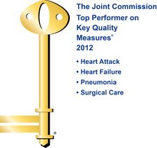 """SUMNER REGIONAL MEDICAL CENTER EARNS """"TOP PERFORMER ON KEY QUALITY MEASURES®"""" RECOGNITION FROM THE JOINT COMMISION HighPoint Health System C..."""