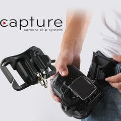 $29 for a Camera Quick Strap Buckle Hanger   DrGrab