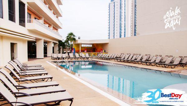 Casa Inn Hotel #Acapulco es un hotel de negocios con 330 habitaciones, sus instalaciones también familiares. Se encuentra ubicado en la avenida Costera justo frente a la discoteca Baby'O y a sólo cuatro cuadras Casino Emotion, además de estar cerca de las más bellas playas de #Acapulco, restaurantes y lugares de entretenimiento. #OjalaEstuvierasAqui