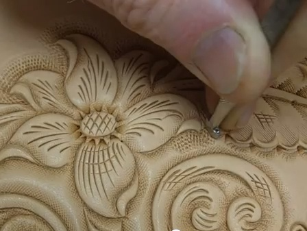 Tuesday Tutorials & Tools: An excellent video on carving and tooling leather: