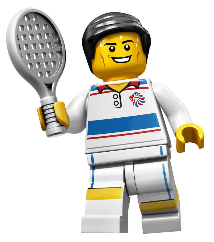 Olympics 2012 Team GB 5-9 - Tennis Player