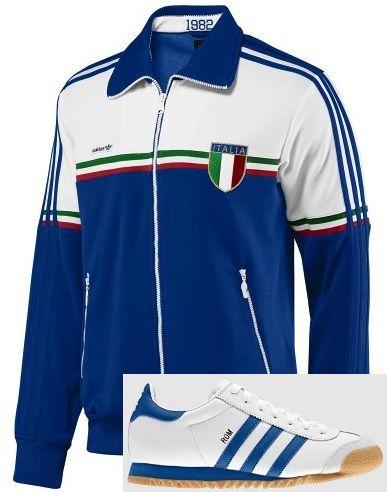 adidas italia vintage