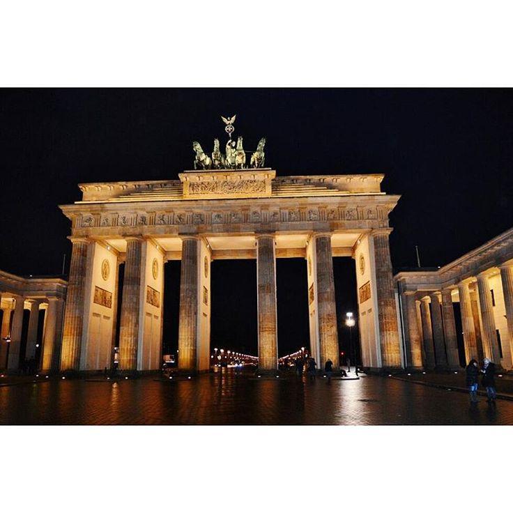 Brandenburg Gate, Berlino