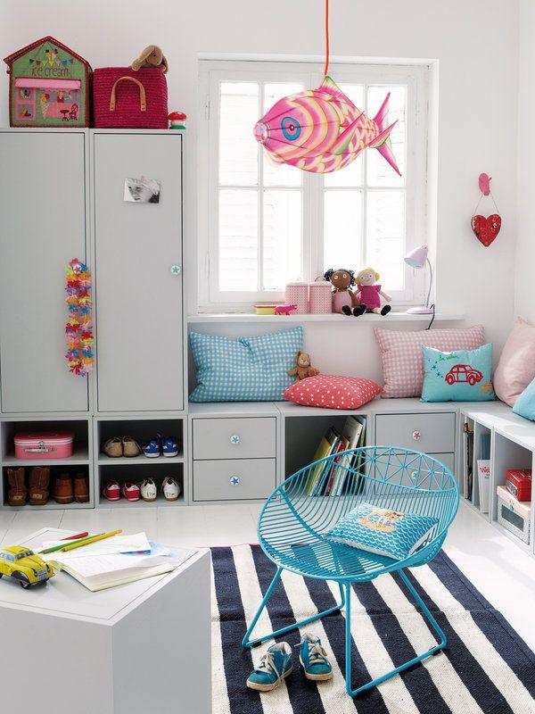 Armarios infantiles: Mini vestidores, los armarios de los peques