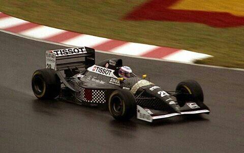 Broker Sauber Mercedes    No.29 JJ LEHTO                       Sauber C13                         Mercedes-Benz 2175B          NA3.5L V10 Goodyear               (1994 Rd.15 Japanese Grand Prix)