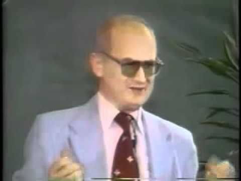 Yuri Bezmenov: Psychological Warfare Subversion - I like this for the tail end on how to defend from psychological warfare or erosion of your values.