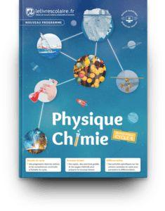 Couverture livre Physique-Chimie Cycle 4