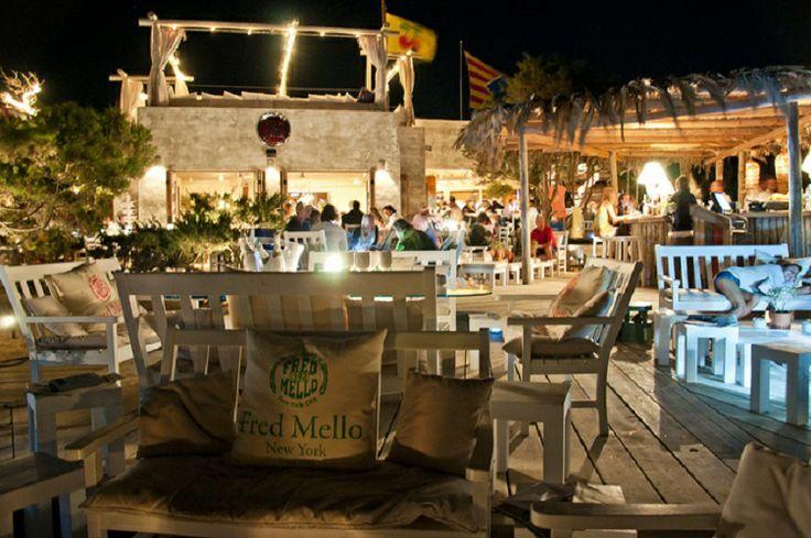 Chezz Gerdi Chiringuito, Formentera restaurant
