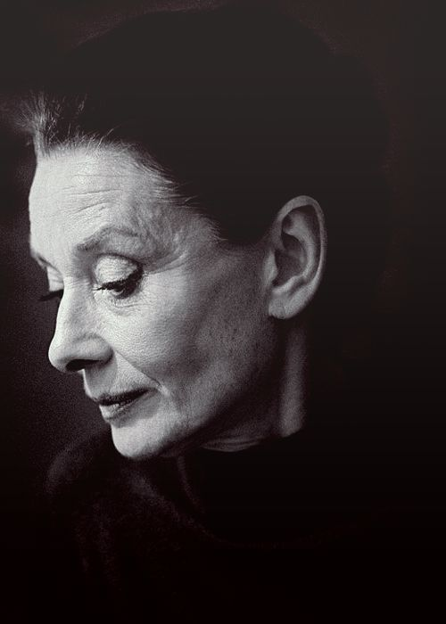 Audrey Hepburn. Talk about aging gracefully...