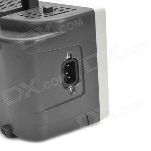 "UNI-T UTD2102CEX Digital 7"" TFT LCD 2-Channel Storage Oscilloscope - White + Grey"