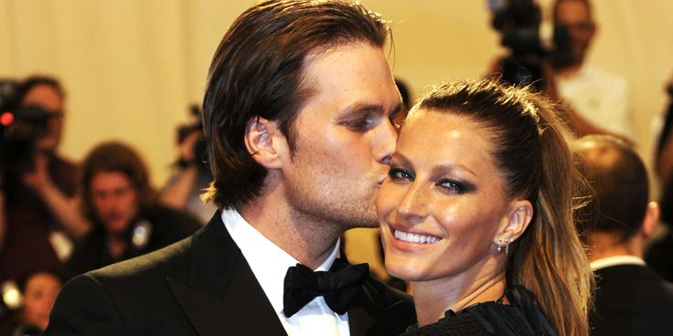 In honor of Tom Brady's birthday, we're celebrating the ultimate supermodel and star athlete couple.