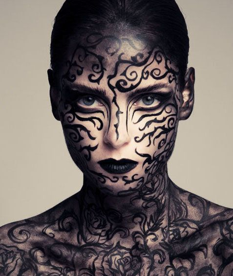 Elena Tagliapietra - Body Painting