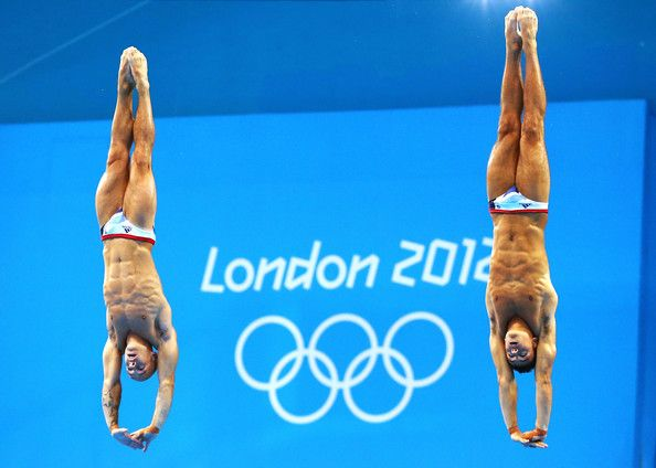 Peter Waterfield and Tom Daley Photo - Olympics Day 3 - Diving