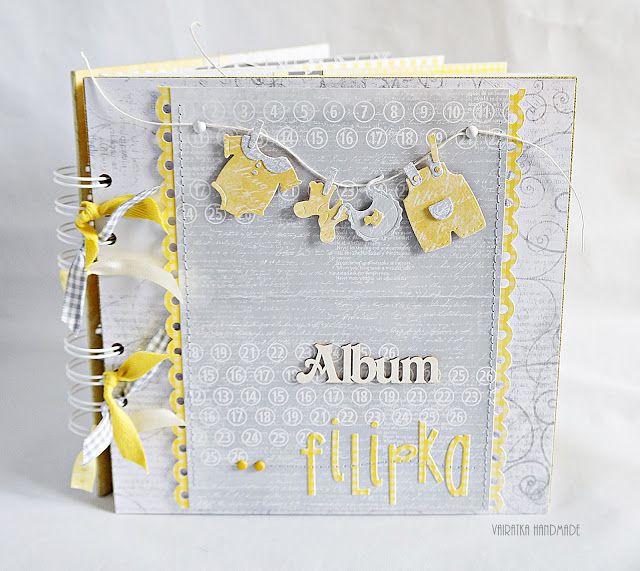 Odskocznia vairatki: Album Filipka