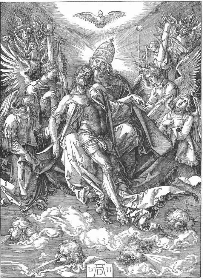 The Holy Trinity (1511) - Albrecht Durer