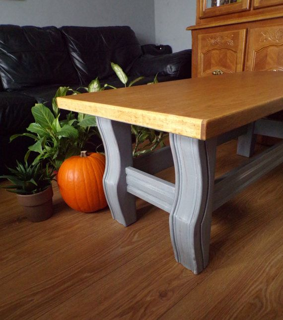 Painted Retro Coffee Table: 1000+ Ideas About Painted Coffee Tables On Pinterest